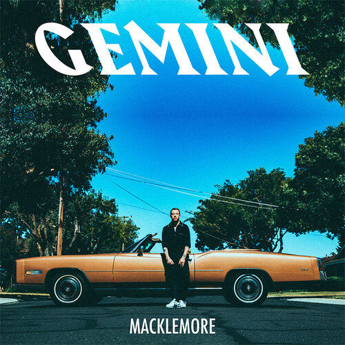 Macklemore - Gemini [New CD] Clean , With Booklet, Digipack Packaging