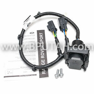 2014 2015 range rover sport tow hitch trailer wiring harness electric vplwt0115 ebay
