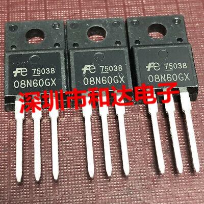 1pcs 08N60GX FMV08N60GX IC Chip TO-220F