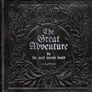 The-Neal-Morse-Band-The-Great-Adventure-CD-Deluxe-Album-with-DVD-2-discs