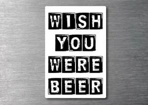 Beer /& Bullsh*t shed sticker 7 yr water /& fade proof vinyl bar fridge man cave