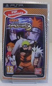 Naruto-Shippuden-Ultimate-Ninja-Heroes-3-Sony-PSP-Neu-amp-OVP