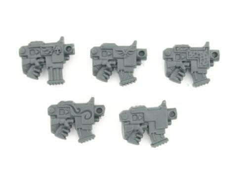 Space Marine Vanguard Veteran Squad Boltpistole Set 5x *BITS*