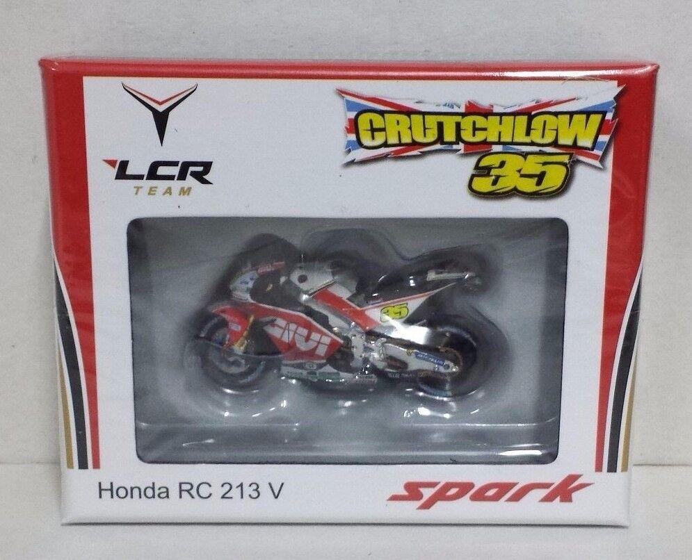 SPARK 1 43 CAL CRUTCHLOW HONDA RC 213V MOTOGP TEAM LCR  WINNER GP BRNO 2016  NEW
