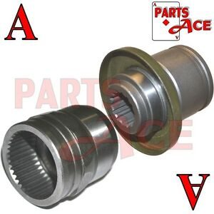 Front Driveshaft Coupler Differential Side 2003-2008 Yamaha Grizzly 660