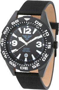 Army-Watch-Taucheruhr-Miyota-2115-Herren-Armbanduhr-Taucher-Uhr-Edelstahl-20-ATM
