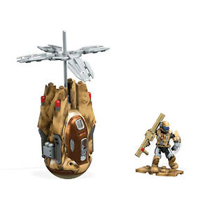 Mega-Construx-Halo-Operation-Bronze-Cobra-Drop-Pod-Set-NEW-IN-STOCK