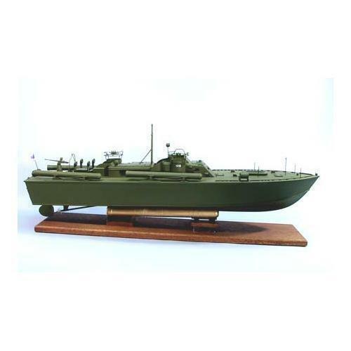 Dumas  Boats PT-109 US Navy TORPEDO BOAT KIT 1233  seleziona tra le nuove marche come