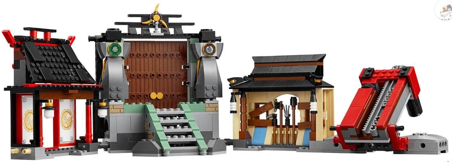 ** NOUVEAU ** LEGO 70590 Ninjago Masters Masters Masters of Spinjitsu ** RARE RETIRED Set ** a7ffb4