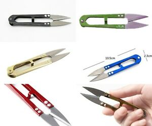 All-Metal-Easy-To-Use-Snips-Thread-Cutter-Cotton-Scissors-Embroidery-Snippers