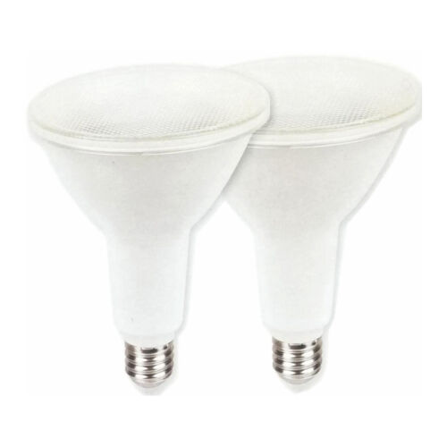 GE 2-Pack outdoor wet rated LED 75w equivalent 11w Floodlight