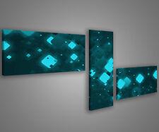 Quadri moderni 180 x 70 stampe su tela canvas intelaiate design moderno MIX-S_10