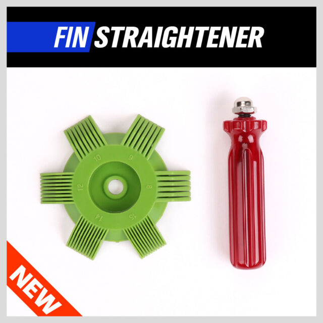 Rothenberger Fin Comb Straightener