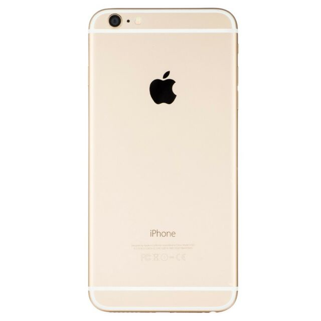 Apple Iphone 6 Plus 64gb Gold At T A1522 Gsm For Sale Online Ebay