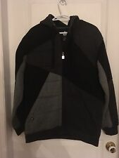 Matix Asher Hoody Grey/Black Medium