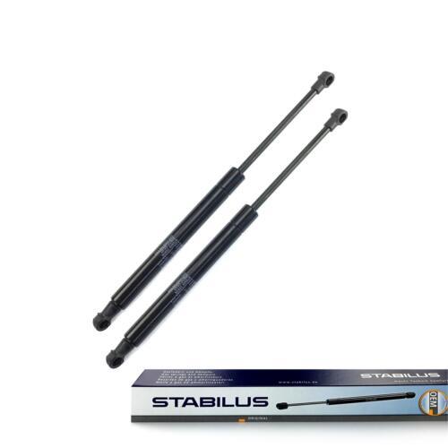 2x STABILUS amortiguador portón trasero Heck válvulas amortiguadores mitsubishi colt czc convertible RG