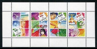 Briefmarken FäHig Niederländische Antillen 2003 Jugend Und Wasser Jugendmarken 1248-1251 Mnh Auf Der Ganzen Welt Verteilt Werden