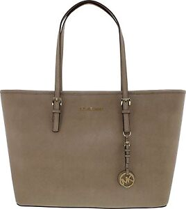 5aada0390152 Michael Michael Kors Jet Set Travel TZ Medium Multifunction Dark ...