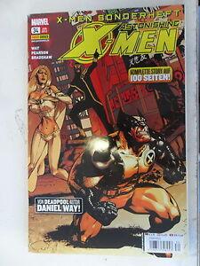 1 X Bd-x-men Numéro Spécial-nº 34-marvel Panini-z 1-afficher Le Titre D'origine