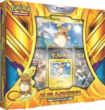 Pokemon - Alola-Raichu Kollektion Box - Deutsch