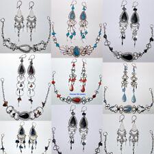 20 Bracelets Earrings Stone Jewelry Peru Matching Sets