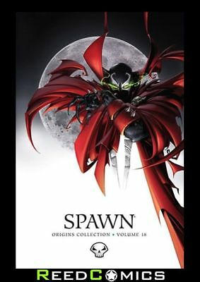 SPAWN ORIGINS VOLUME 18 GRAPHIC NOVEL New Paperback Collects Issues #105-110