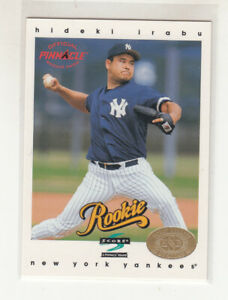 HIDEKI-IRABU-1997-Score-Hobby-Reserve-Collection-551-Yankees-Japanese-RC-Mint