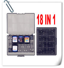 PSV GAME CARD CASE 18 IN 1 PROTECT HARD COVER SONY PLAYSTATION VITA PS