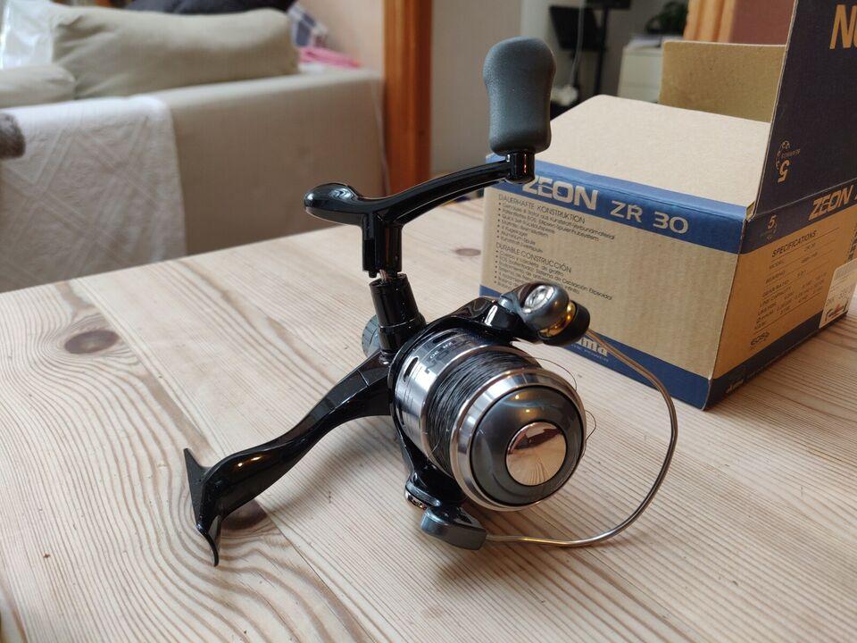 Spinnehjul, Okuma Zeon ZR30