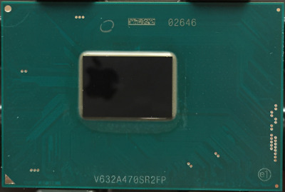 Used Original Intel SR1ZV i5-4278U BGA CPU chip