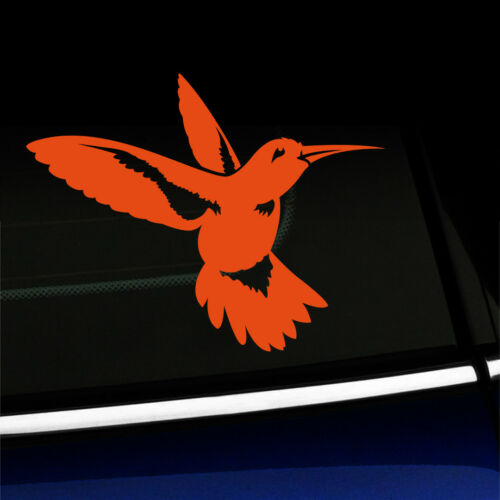 Decal Sticker Choose the color! Hummingbird