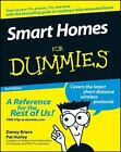 Smart Homes for Dummies by Pat Hurley and Danny Briere (2007, Paperback, Revised)