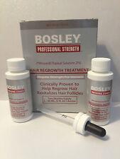 BOSLEY PROFESSIONAL 2% MINOXIDIL SOLUTION HAIR REGROWTH TREATMENT FOR WOMEN
