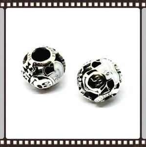 4d2344be3 Image is loading Pandora-Silver-Disney-Chef-Mickey-Mouse-Charm-S925-