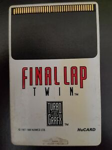 final lap twin turbografx 16