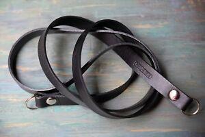 MUFLON / The Basic Black strap
