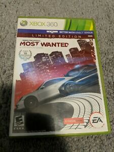 Need for Speed: Most Wanted (Microsoft Xbox 360)