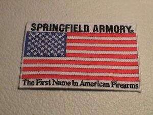 Rare Vintage High Standard Firearms Biker Hunting Vest Patch Crest Gun Rifle