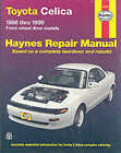 Toyota Celica FWD Automotive Repair Manual: 1986-1999 by J. H. Haynes, Larry Warren (Paperback, 2001)