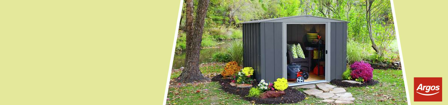Great Prices on Garden Sheds