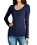 Women-039-s-Long-Sleeve-Shirt-Scoop-Neck-T-shirt-Top-Tee-Shirts-1XL-3XL-PLUS-SIZE thumbnail 17