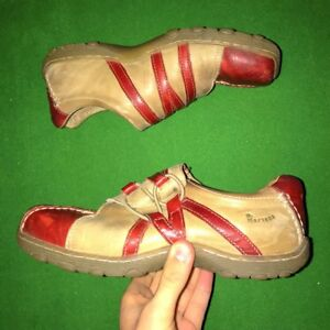 Uk In Dr amp; Size Condition Red Martens 8b25 Excellent Brown 5 wt8q1r8Y4x