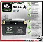 Batería De La Motocicleta Litio BC LifePO4 BCT12B-FP para YB16AL-A2