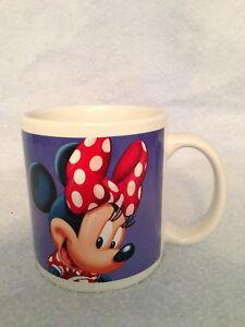Walt-Disney-Company-Minnie-Mouse-Coffee-Mug-Cup-Applause-Ceramic