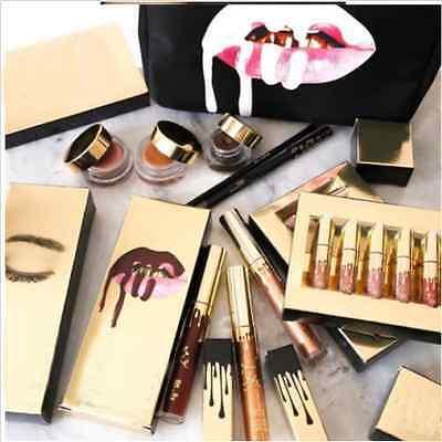 6PCS Cosmetics Mini Matte Lipstick Lip Sexy Waterproof Long-lasting Makeup Set