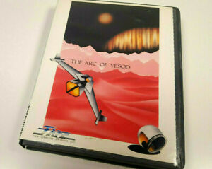 The-Arc-of-Yesod-1985-Commodore-64-C64-Spiel-Cassette-DEU-ENG