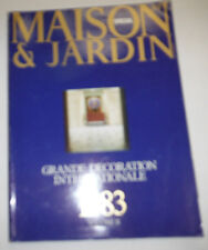 Maison & Jardin French Magazine Grand Decoration No.30 1983 101414R1