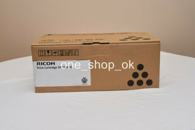Genuine Ricoh Black SP C3400HS Toner 406517
