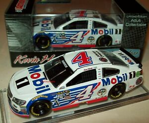 Tony Stewart 2015 Mobil 1 Salutes #14 Chevy SS Stewart Haas 1//64 NASCAR Diecast