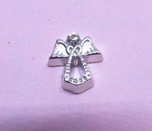 Ichthys infinity loop faith dove peace angel Floating charms for living locket